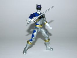 Wild Force Lunar Wolf Ranger Action Hero by LinearRanger