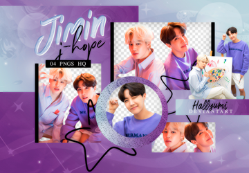 PNG PACK: JIMIN X J-HOPE #2   WHITE DAY by Hallyumi