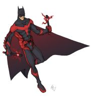 Batman Redesign 2 by Grailee