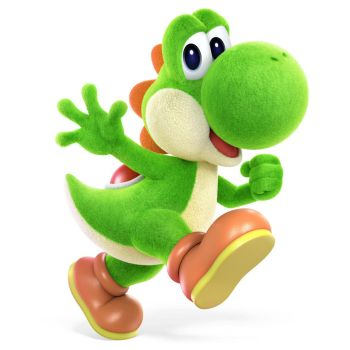 Super Smash Bros Ultimate Alts #4: Yoshi by falconburst322