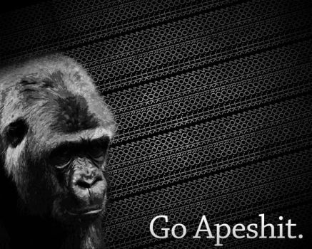 Go Apeshit by DesperadoIV