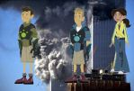Wild Kratts Remembers 9-11 by mrentertainment
