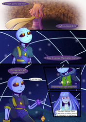UNDERNECTOSCHASER PROLOGUE P8 by CyaneWorks