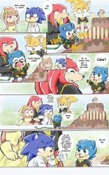 Sonic Got Amy Pregnant Pg 103 by sonicxamy09