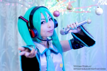 Song for you by Hitomi-Cosplay