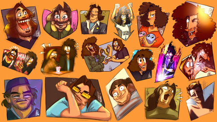 Scribs Scribbles: GameGrumps by ScribbleNetty