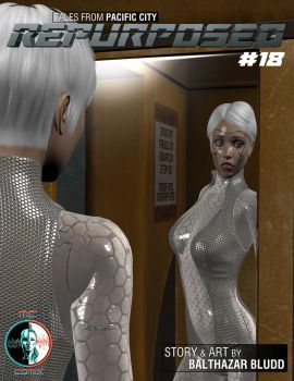 Coming Soon to MCComix.com - Repurposed Issue #18 by balthazarbludd