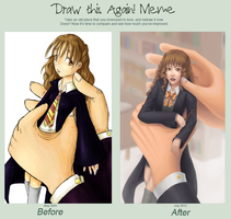 Before and After by Kaorien
