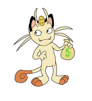 Meowth by Aso-Designer