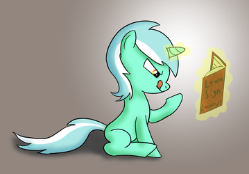 ATG Day 17 Draw a pony on an impossible mission by Tech--Pony