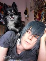 Noctis and Umbra FFXV cosplay by MischAxel