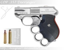 Pack-a-Punch Derringer by Designerr