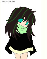 Arietta - Ion's x Anise's kid by mkayswritings