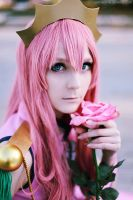 Final Fantasy: Utena princess by palecardinal