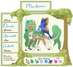 Mariposa registration sheet by Beadedwolf22