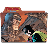 Damian Son of Batman by DCTrad
