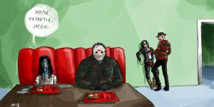 What Jason wants by Seal-of-Metatron