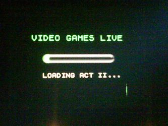 Video Games Live Loading by musicdrummer01