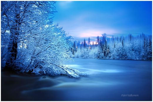 Blue Fairytale by closer-to-heaven