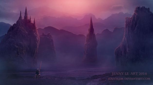 In the journey by JennyLe88