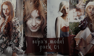 Sofia's model pack 01 by hurricanes16