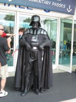 Comic Con '10: Chad Vader by ShipperTrish