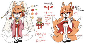 Akaya Reference by kuupan