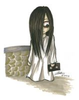 Sadako Loves You by VanessaSatone