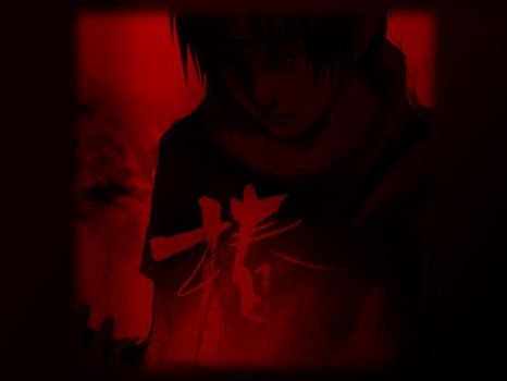 Itachi Bloodsword by NonStop-Kyo