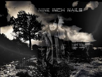 Nine Inch Nails 6 by serialkiller07