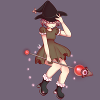 Witch by Lisa-the-Puh