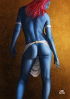 MYSTIQUE by AndreaCelestini