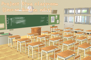 Project Diva classroom DOWNLOAD! by Yonnijusa423