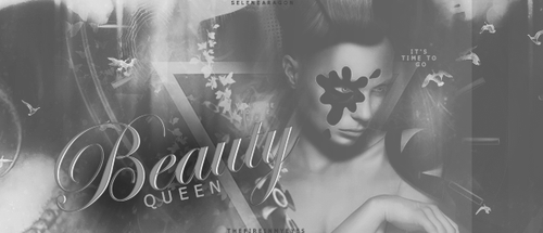 Beauty Queen w/ SeleneAragon by TheFireInMyEyes