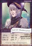 Critterdeck card by Blueberry-me