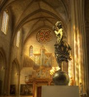 musee des augustins - toulouse by Louis-photos