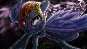 Stronger Than The Storm by fnafmangl