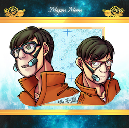 Lyle: Bespectacled by OmTivi