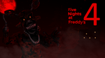 Nightmare Foxy by TF541Productions