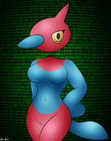 Porygon-Z pokemorph