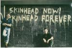 skinhead now by fxartest