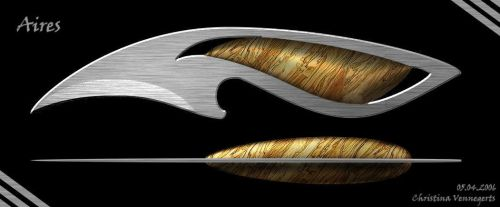 Aires-Dagger of the Windmaster by Silberweide
