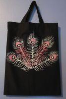 Peacock Bag by LoVeras