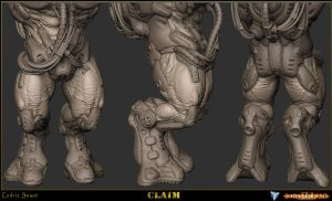Claim Zbrush 3 by ced66