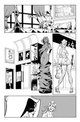 Fantomex MAX, Issue 1, page 19 by Inkpulp