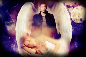 Buffy's Angel by ParalyzingLove