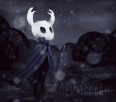 Hollow Knight by Demitsorou