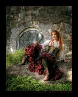 Curse of the Gypsy Witch HDR 2 by Taragon
