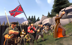 The Confederate States Of America by Samuraiknight-1600