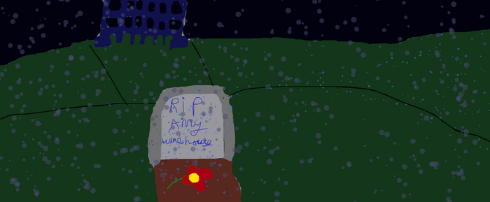 R.I.P by sexysonic15